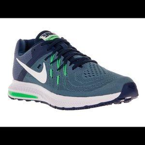 Nike Zoom Winflo 2 Running Shoe